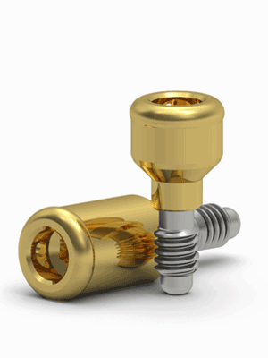Smart-Lock abutments