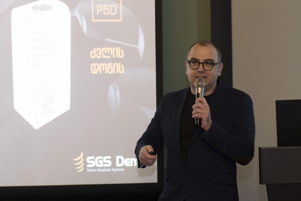SGS Dental conference in Batumi